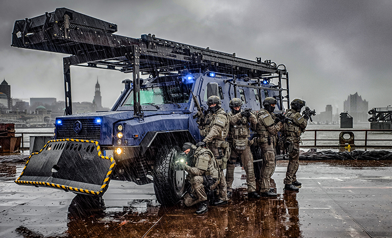 Franz Achleitner GMBH - Security Vehicles - Special Forces
