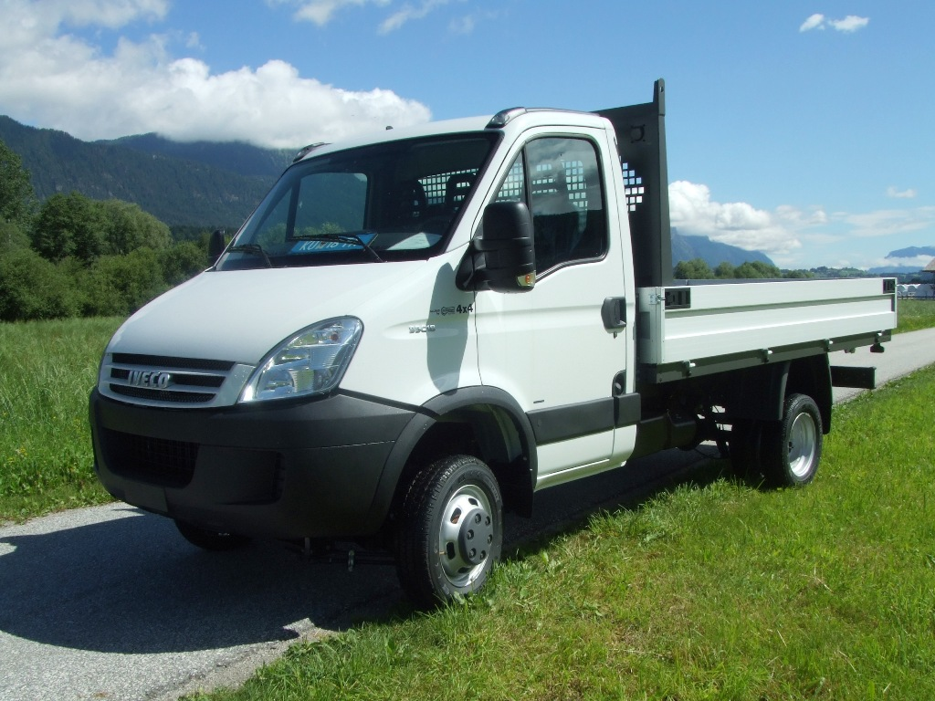 Franz Achleitner GMBH - 4WD Vehicles - Iveco DAILY ALL-Road